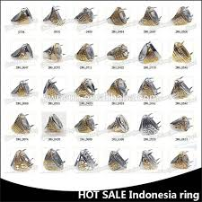 model model cincin model cincin kawin four colors choise indonesia ring titanium