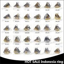 model model cincin model cincin kawin four colors choise indonesia ring titanium