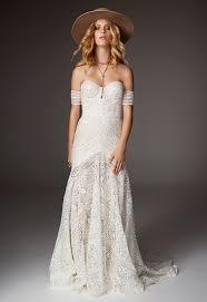 bridal gown designers my favorite bohemian wedding dress designers