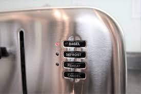Bagel Setting On Toaster Best 4 Slice Toaster November 2017 Toaster Reviews