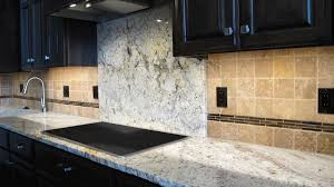 Kitchen Backsplashes With Granite Countertops by Cascade Retreat
