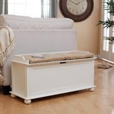 bedroom design amazing long bedroom bench tufted storage bench