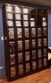 comic book cabinets for sale cabinet organizers best ic book storage displays images on ic