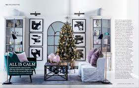 Australian House And Garden Christmas Decorations - the rug establishment