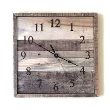 Best 25 Large Wall Clocks Rectangular Wall Clocks For Sale