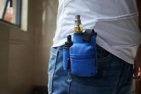 Authentic Coil Master Vape Pouch coil master mod pouch p bag carry your fav e liquid e juice vape
