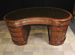 bureau ebay antique kidney desk antique furniture
