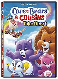 amazon care bears cousins heart dvd digital
