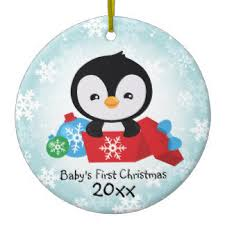 Baby S First Christmas Decoration Uk by