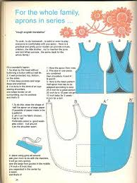 Comfortable Google Translate Cross Back Apron Dress Pattern Roughly Translated To English In