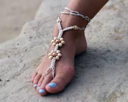 barefoot sandals foot jewelry sandals hemp barefoot sandals hemp beadery