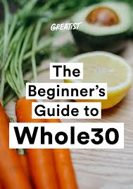 the beginner u0027s guide to whole30 whole30 30th and clean eating