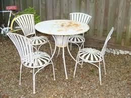 Steel Patio Set Aluminum Chairs Winston Patio Furniture Steel Patio Chairs Twinkle