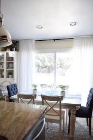 Living Room Privacy Curtains All About Our Family Room And Dining Room Curtains Ikea Vivan