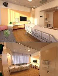 hospital bedroom 3d models and 3d software by daz 3d