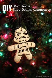 diy wars salt dough ornaments handmade with