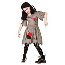 Halloween Voodoo Doll Costume Voodoo Halloween Costume