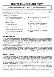pub cbm schematics computers c128 manual