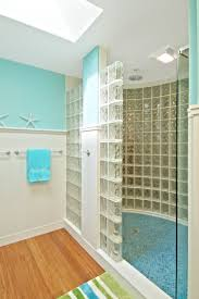 Glass Block Bathroom Ideas by 22 Best Glass Block Wall Images On Pinterest Glass Bathroom