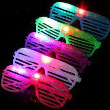 Halloween Flood Lights by 2017 Fashion Led Party Lighting Glasses Fashion Led Neon Glasses