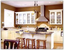 best color for kitchen cabinets with white appliances home