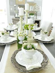 Easter Table Decorations Easy by Table Decorations Easter U2013 Littlelakebaseball Com
