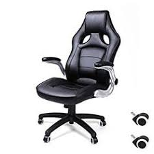 chaise de bureau professionnel iwmh racing chaise de bureau gaming siège baquet sport fauteuil