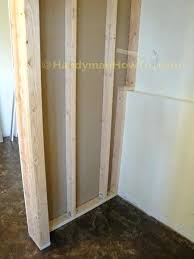 how to build a bedroom adding closet to bedroom unusual idea how to build a closet in an