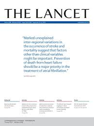 the lancet 17 september 2016 volume 388 issue 10050 pages 1129