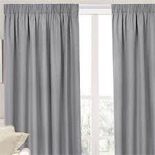 Pencil Pleat Curtains Briscoes Fusion Textures Dusk Pencil Pleat Curtains Pair
