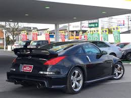 nissan fairlady 370z nismo 2008 nissan fairlady z nismo version used car for sale at