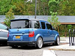 ricer honda check out this sweet n u0027 low honda element mind over motor