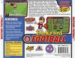 backyard football humongous entertainment free download photo