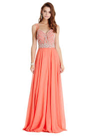coral dresses for wedding guests wedding guest dresses masquerade express