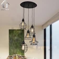 how to make a birdcage chandelier unitary brand rustic barn metal chandelier max 200w with 5 lights