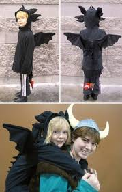 Toothless Dragon Halloween Costume Picture Lucid Visual Photography Toothless Cosplay Grumpy