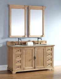 Unfinished Wood Vanity Table Bathroom Vanities Solid Wood Construction Providence Unfinished
