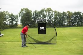 amazon com izzo golf tri daddy hitting net sports u0026 outdoors