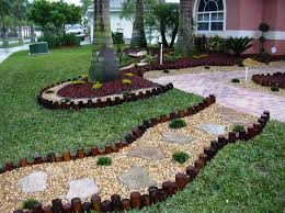Flower Bed Border Ideas Flower Bed Edging At Home Depot Margarite Gardens