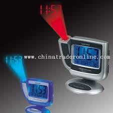 light projection alarm clock wholesale desktop projection alarm clock with thermometer buy