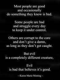 vs evil quotes search quotes