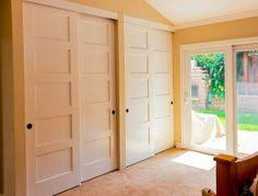 Sliding Door Closet Ideas Create A New Look For Your Room With These Closet Door Ideas