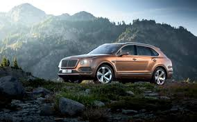 bentley bentayga grey 2016 bentley bentayga sports cars wallpapers