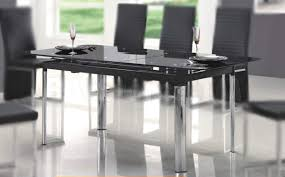wonderful glass dining room table also contemporary dining table