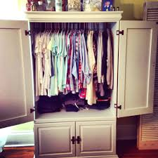 Closet Armoire Antique Cherry Armoire Wardrobe Storage Closet Cabinet Bedroom