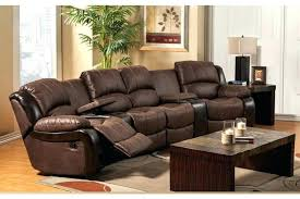 home theater sectional sofa set home theater sectional sofa cheers home theater reclining sectional