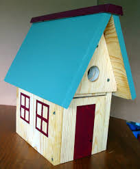 Diy House Plans by Design For Diy Bluebird House Plan Is