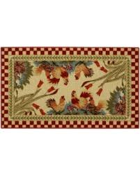 Thin Runner Rug Slash Prices On Anti Bacterial Rubber Back Home And Kitchen Rugs