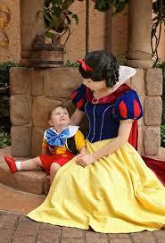 heartwarming moment boy autism falls love snow white