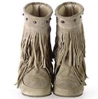 womens fringe boots canada canada womens brown fringe boots supply womens brown fringe boots